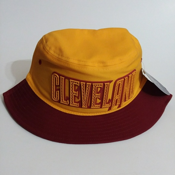 Cleveland Cavaliers Bucket Hat☄☄ 6a8130e8dfe
